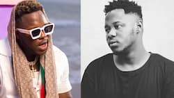 Medikal and Fella spend night apart as police deny him bail; faces court today