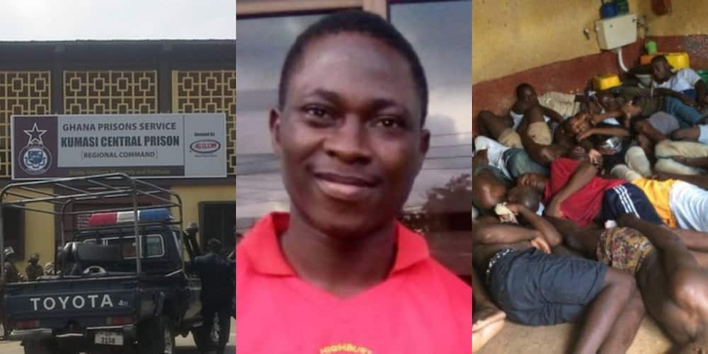 JHS graduate jailed 25 years for reportedly stealing GHC10 gets a house, job and GHC2k