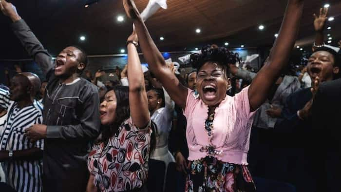 Bribe my angels for my grace to work for you -pastor tells congregation in video