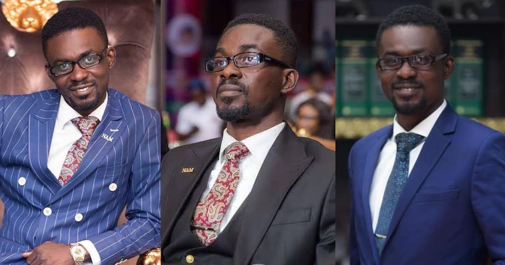 NAM1 defends himself on social media after #FreeAkuapemPoloo dragged him
