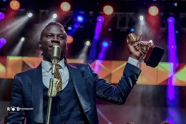 Stonebwoy denies knowing producer of his 'Mane Me' song