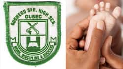 N/R: Gushegu SHS girl gives birth in exam hall during WASSCE; bravely finishes her paper