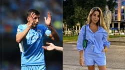 Man City Star Ruben Dias announces breakup with pop star girlfriend April Ivy over stunning reason