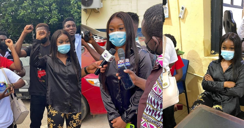 A cause worth fighting for; Efia Odo speaks on her arrest