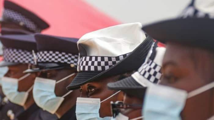Administration of police service allegedly makes Ghc11,000,000 from sales of recruitment forms