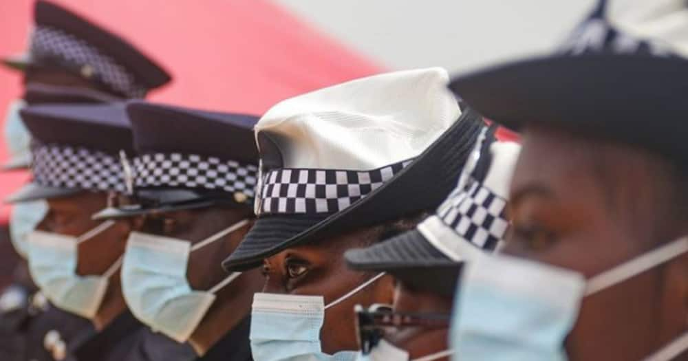 Police administration bags GH¢11,000,000 from sale of recruitment forms