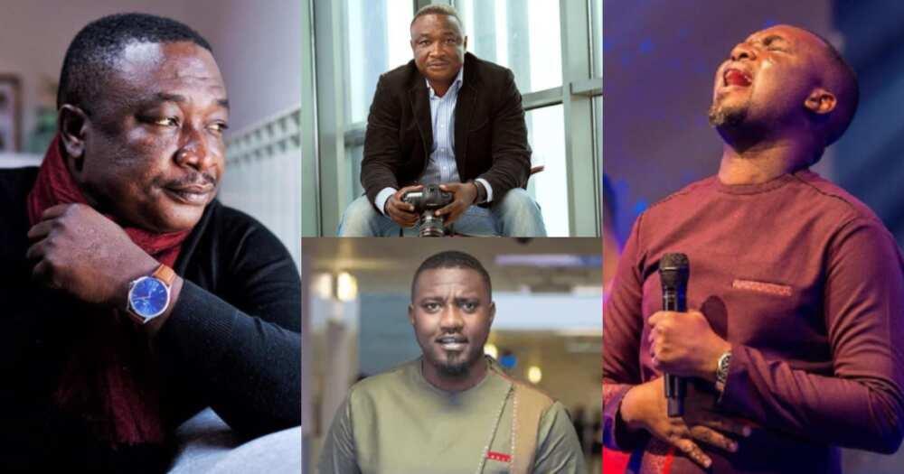Bob Pixel: Tears as Ghanaian celebrities mourn as popular photographer's death