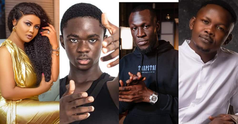 Yaw Tog: 7 top Celebrities who Supported Young Rapper in his Controversy with Stormzy