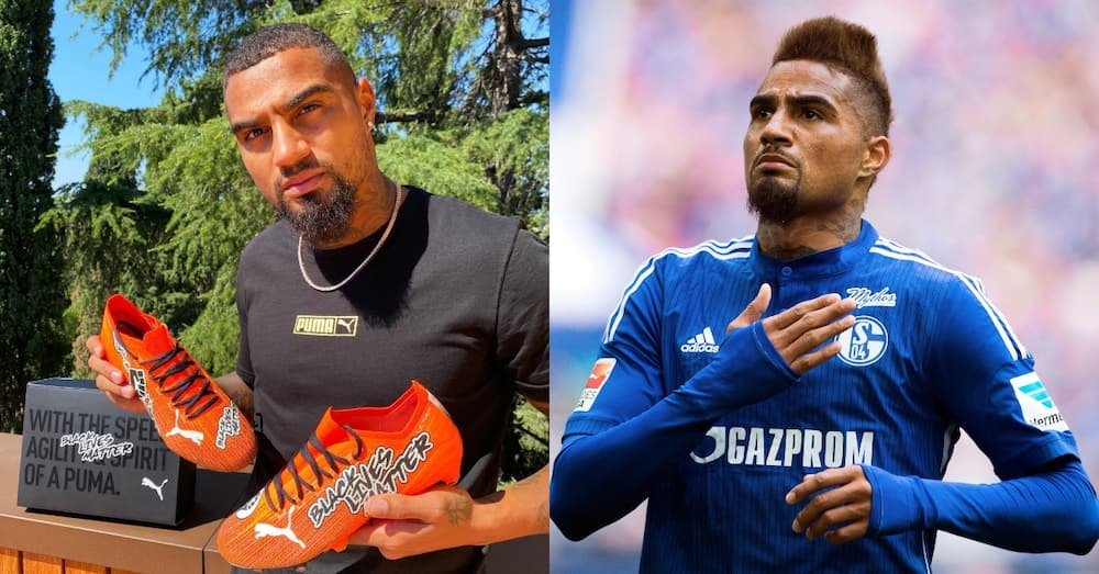 Kevin Prince Boateng rejoins Hertha Berlin after 14 years