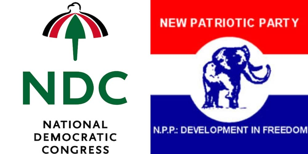 NPP, NDC and 27 other political parties regulated and recognized by the EC