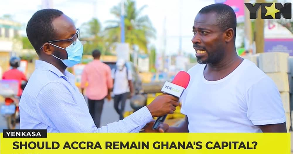 Accra is choked; we must move the capital - Ghanaians back Agogo Omanhene's call