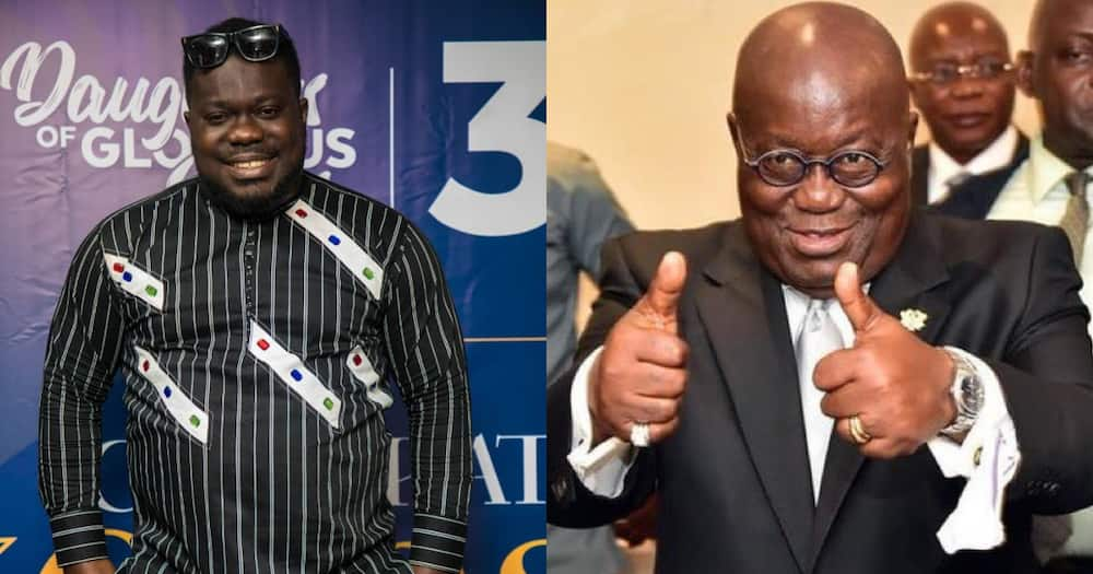 Former MUSIGA President Obour releases campaign song for Akufo-Addo and NPP