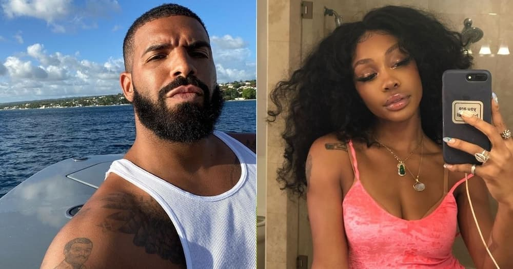 Drake claims to have dated singer SZA in new verse, fans react