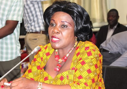 Parliament approves GHc151,000.00 for sanitation minister as clothing, entertainment and clothing allowance