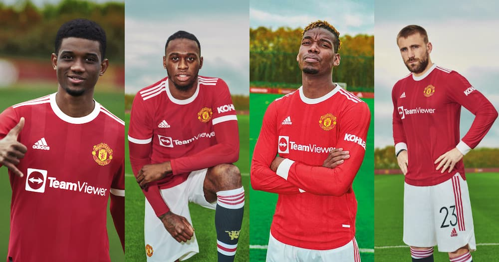 Heads up Man Utd fans: Club announces new jersey for 2021/22 season