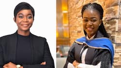 Former Legon student who bagged 1st class elected president of African Society of Cambridge University