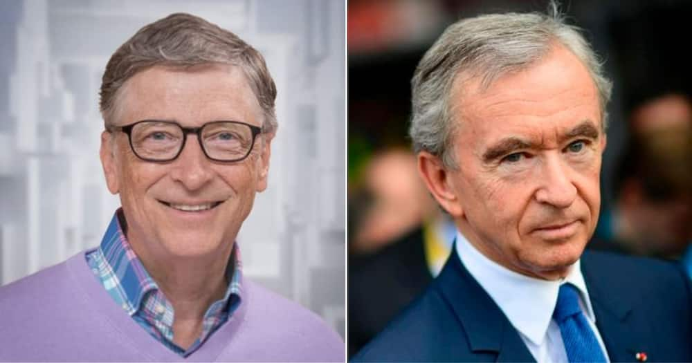 Bill Gates no longer the 2nd richest man in the world, Bernard Arnault takes over