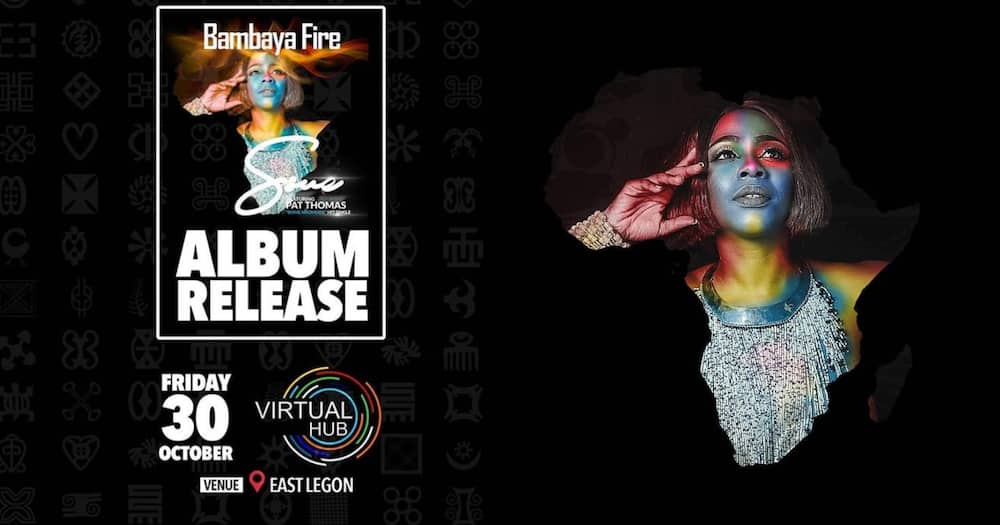 SSUE releases Bambaya Fire EP featuring Pat Thomas, others