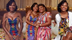 More beautiful photos & videos from the 'royal' wedding of Apostle Sam Korankye's 2nd daughter pop up