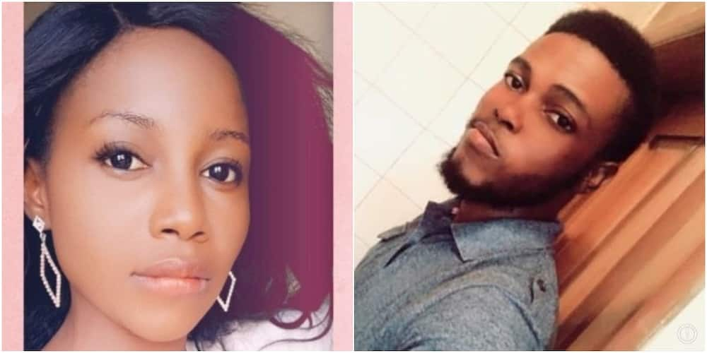 It ended in tears - Young man declares one month after beginning relationship