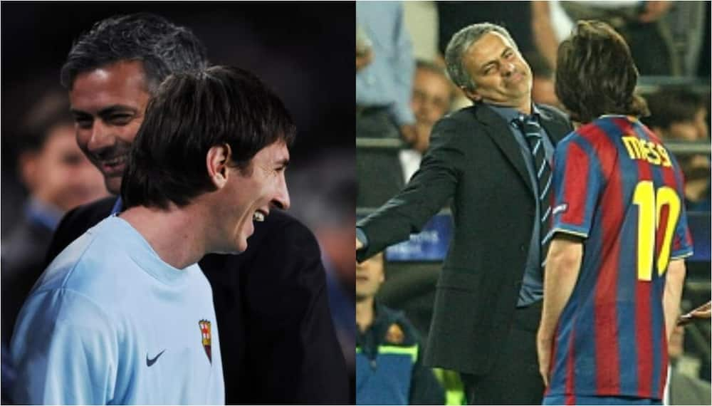 Lionel Messi was close to joining Chelsea in 2004 to play under Mourinho