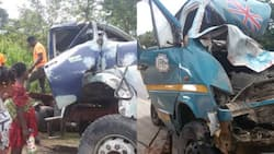 Eight people dead in a gory accident at Soko in the Ashanti region; several others injured