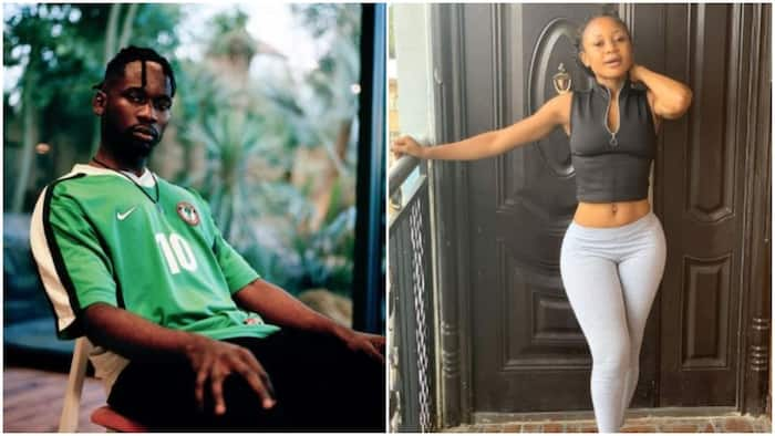 That bush girl has made it - Akuapem Poloo says after getting support from Mr Eazi