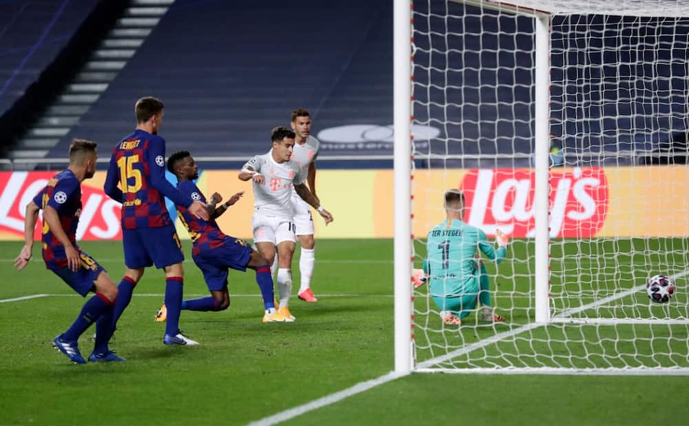 Barcelona set to offload their players after Bayern Munich's 8-2 demolition