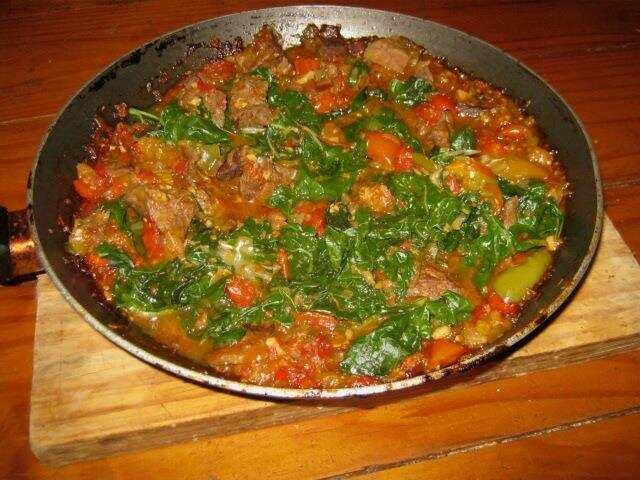 Ghana food photos