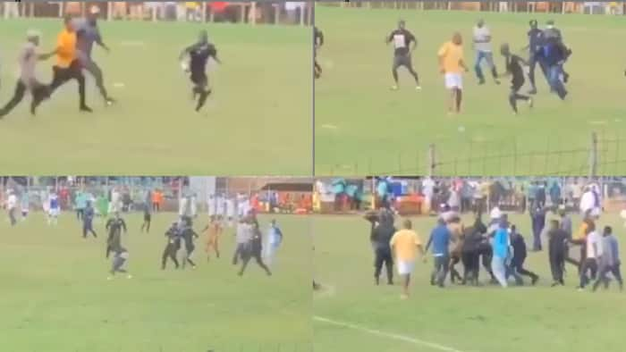BA United fans beat referee for awarding penalty to RTU in Division One League match (Video)