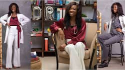 My God is sufficient - Gh lady celebrates as she becomes a doctor from KNUST, drops stunning photos