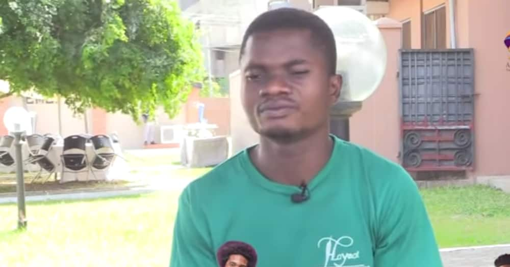 Samuel Atta: Man who was sold by mum for rituals recounts how he escaped from house of juju man