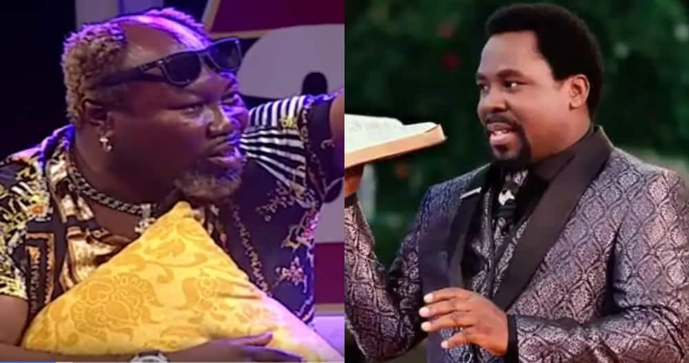 Prophet TB Joshua made me get more money than boxing ever gave me-Ayitey Powers
