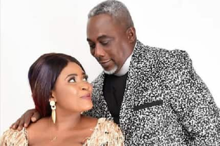 Ernest Opoku's Nayas 1 and Kumawood's Apostle John Prah marry secretly? (photos)
