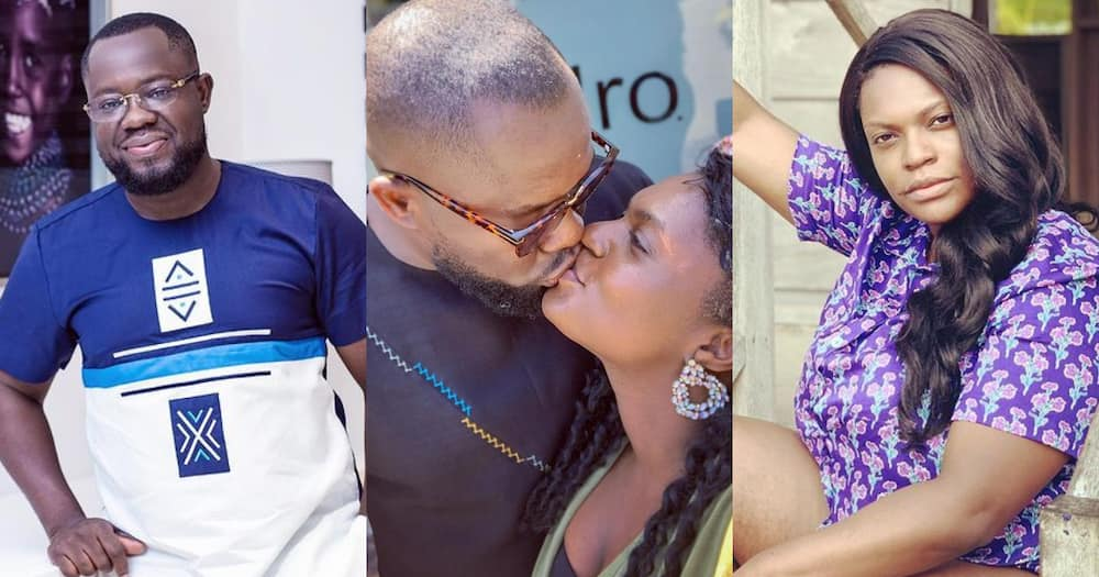 Giovani Caleb and wife Belinda Boadu give love Goals with Poses in 6 Beautiful Photos