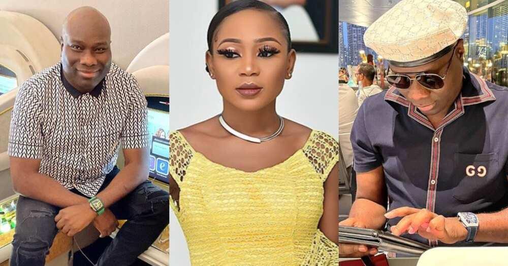 Akuapem Poloo Jailed: Nigerian Millionaire Mompha Reacts to Rosemond Brown's saga