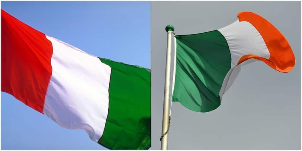 10 countries of the world that share same flag colours, Africa makes list