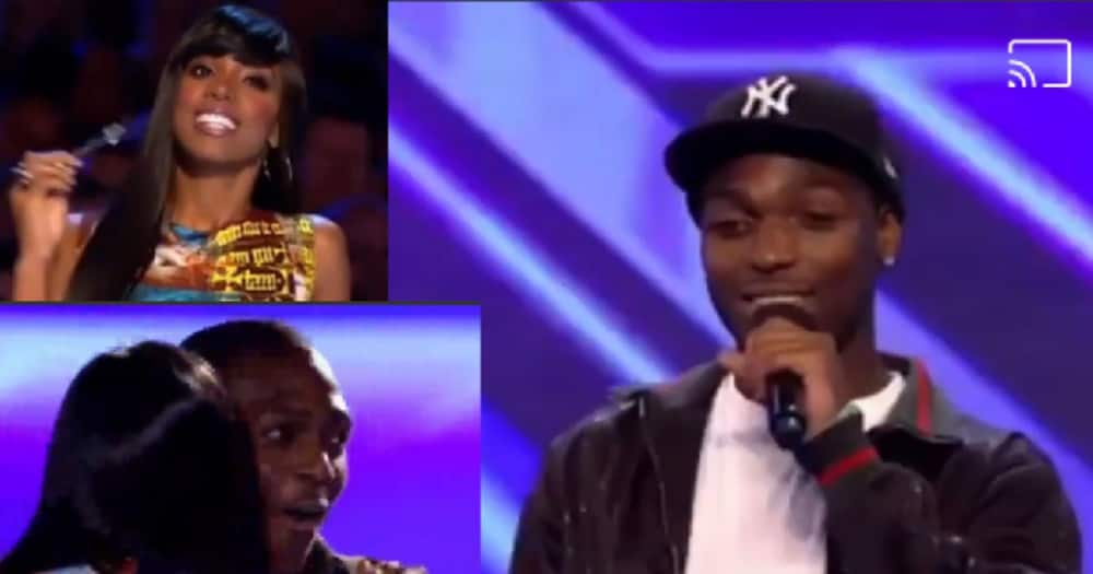 X Factor and meeting Kelly Rowland changed my life - Derry Mensah reveals