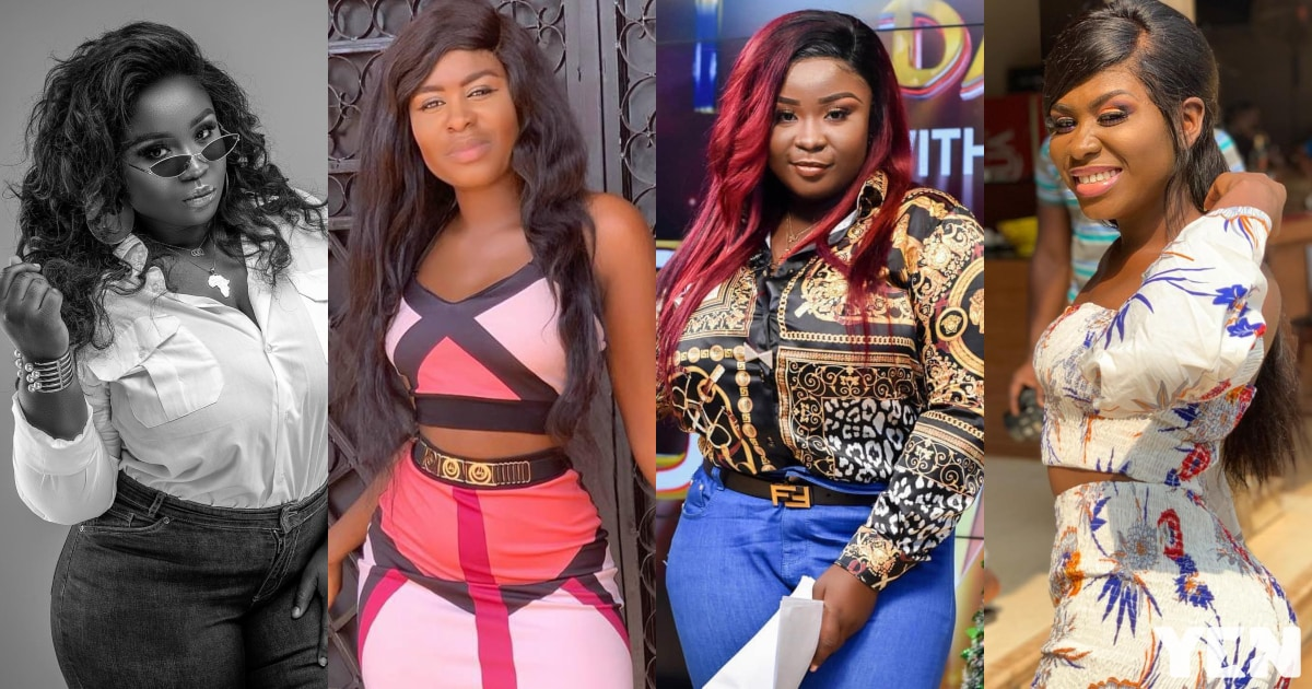 Maame Serwaa goes wild for the first time; warns Ghanaians over Yaa Jackson