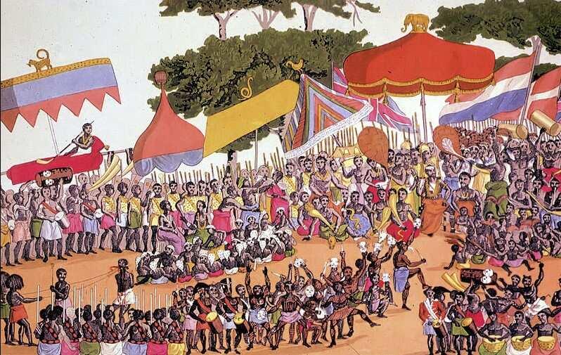 Ashanti culture, language, religion, food, rites, clothing, facts