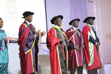 AIT Graduates Fifth Batch of PhDs