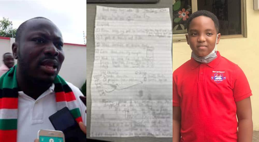 Our Day letter: NDC will offer 9-year-old Oswald party membership - Opare Addo