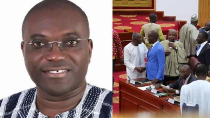 Minority refuses to partake in Adjei Mensah's vetting over Techiman South poll saga