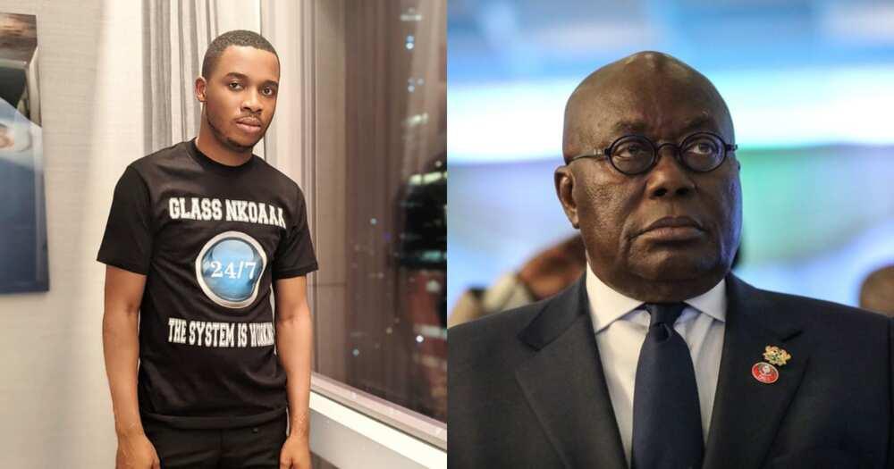 Ejura Shootings: Twene Jonas slams Prez. Akufo-Addo for not caring about Ghanaians
