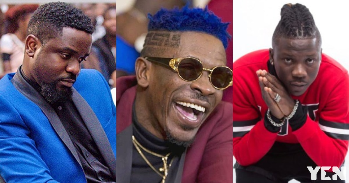 Shatta Wale speaks amid reports that he is occultist together with Stonebwoy, Sarkodie