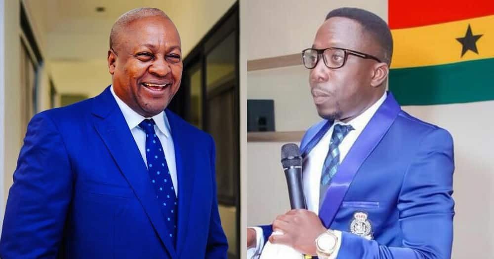 Mr Beautiful promises to fight for Mahama to win election 2020