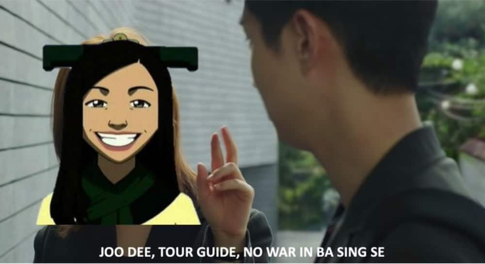 there is no war in ba sing se