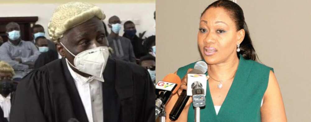 2020 election petition: Jean Mensa knows that the truth shall make her free - Tsatsu Tsikata