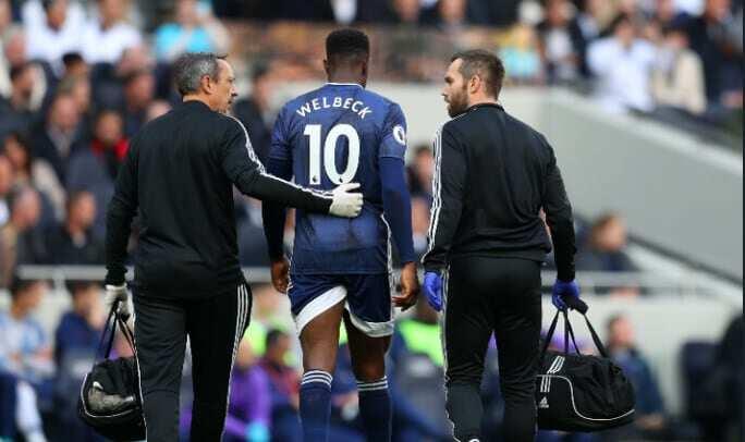 Former Arsenal, Man United striker branded unluckiest chap after getting injured after 55 seconds