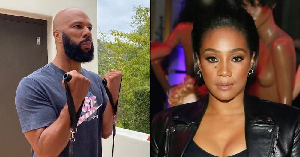 Tiffany Haddish confirms that she and rapper Common are dating